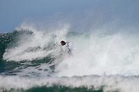 Bells Beach, Torquay, Victoria, Australia. (Monday April 2, 2012) Joel Parkinson (AUS). Freesurfing at Winki Pop and Bells Beach in preparation for the 51st running of the Rip Curl Pro, Bells Beach 2012.Photo: joliphotos.com