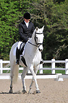 Class 2. Prelim 19. British dressage (BD). Brook Farm Training Centre. Essex. 16/04/2017. MANDATORY Credit Ellen Szalai/Sportinpictures - NO UNAUTHORISED USE - 07837 394578