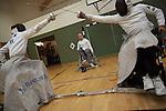 Maccabi Rostock | handicapped Fencers