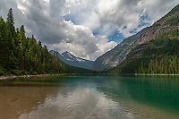 Avalance Lake at Glacier National Park
