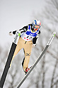Kaori Iwabuchi (JPN),.MARCH 3, 2012 - Ski Jumping : FIS Ski Jumping World Cup Ladies in Zao, Individual the 12th Competiiton HS100 at Jumping Hills Zao,Yamagata ,Japan. (Photo by Jun Tsukida/AFLO SPORT) [0003].