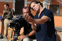 Aiuto regista.Assistant director.