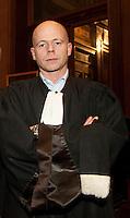 Sven Mary, Salah Abdeslam's Belgian attorney - Exclu