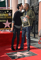 LOS ANGELES, CA. December 2, 2016: Lee Daniels &amp; partner Jahil Fisher at star ceremony for director Lee Daniels on the Hollywood Walk of Fame.<br /> Picture: Paul Smith/Featureflash/SilverHub 0208 004 5359/ 07711 972644 Editors@silverhubmedia.com