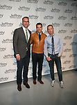 Todd Sears, Guest and Jeffrey Kalinsky   Attend Jeffrey Fashion Cares 10th Anniversary New York Fundrasier Hosted by Emmy Rossum Held at the Intrepid, NY  4/2/13