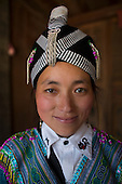 Hmong tribe woman, Northern Vietnam