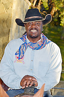 CITY OF INDUSTRY, CA - JULY 16: Reginald T. Dorsey attends the 32nd Annual Bill Pickett Invitational Rodeo Rides, Southern California at The Industry Hills Expo Center in the City of Industry on July 16, 2016 in the City of Industry, California. Credit: Koi Sojer/Snap'N U Photos/MediaPunch