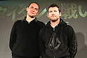 Apr. 7, 2010 - Tokyo, Japan - (R-L) Australian actor Sam Worthington and director Louis Leterrier attend the 'Clash of the Titans' Press conference in Tokyo on April 7, 2010 in Tokyo, Japan. The film will open on April 23 in Japan.