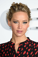 LONDON, UK. December 1, 2016: Jennifer Lawrence at the &quot;Passengers&quot; photocall at Claridges Hotel, London.<br /> Picture: Steve Vas/Featureflash/SilverHub 0208 004 5359/ 07711 972644 Editors@silverhubmedia.com
