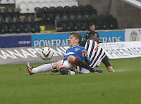 St Mirren v Rangers Youth Cup Semi Final 130414
