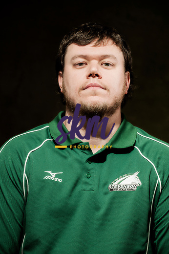 Stevenson University's Men's Lacrosse and Volleyball teams head shots