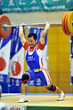 Katsuhiko Uechi, JUNE 24th, 2011 - Weightlifting : All Japan Weightlifting Championship, Women's -53kg at Saitama memorial gymnasium, Saitama, Japan. (Photo by Atsushi Tomura/AFLO SPORT) [1035].