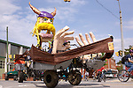 Baltimore Kinetic Sculpture Race 2011