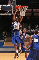 Jordon Goodman at the NBPA Top100 camp at the John Paul Jones Arena Charlottesville, VA. Visit www.nbpatop100.blogspot.com for more photos. (Photo © Andrew Shurtleff)