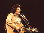 Don McLean 1973.© Chris Walter.