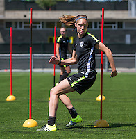 USWNT Travel and Training, June 17, 2015
