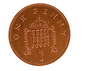 One Penny Coin