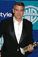George Clooney at the In Style Magazine & Warner Bros. 7th Annual Golden Globe Party in Los Angeles, CA 1/16/2006.