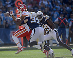 KANSAS CITY CHIEFS V. SAN DIEGO CHARGERS