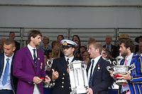 Prize Giving - Henley Royal Regatta 2015