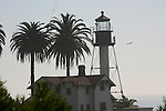 Lighthouse at Point Loma