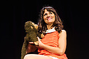 "London, UK. 29.02.2016. Ventriloquist comedian, Nina Conti, presents ""In Your Face"" at the Criterion Theatre, in London's West End. Photograph © Jane Hobson."