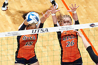 160915-Texas St. @ UTSA Volleyball