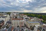 View towards the grand palais of Vichy