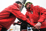 2013 - TRANSAT JACQUES VABRE START - INITIATIVES COEUR IMOCA 60 - LE HAVRE - FRANCE
