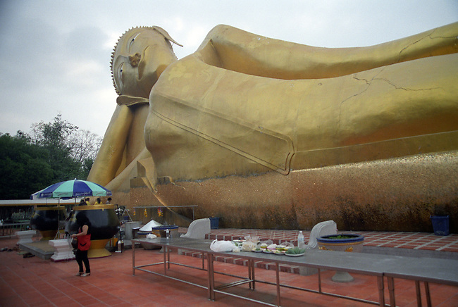 Reclinging Buddha