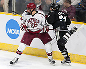 Jacob Olson (Harvard - 26), Bryan Lemos (PC - 24) - The Harvard University Crimson defeated the Providence College Friars 3-0 in their NCAA East regional semi-final on Friday, March 24, 2017, at Dunkin' Donuts Center in Providence, Rhode Island.