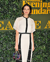 Caitriona Balfe at the London Evening Standard Theatre Awards 2016, The Old Vic, The Cut, London, England, UK, on Sunday 13 November 2016. <br /> CAP/CAN<br /> &copy;CAN/Capital Pictures /MediaPunch ***NORTH AND SOUTH AMERICAS ONLY***