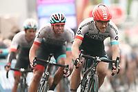 Picture by Alex Whitehead/SWpix.com 12/05/2017 -  Tour Series Round 3 Northwich - Men's Race - Tobyn Horton<br /> Madison Genesis