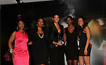 Lauren Lake, Kristi Henderson, Tracy Wilson Mourning, Sabrina Thompson and Valeisha Butterfield-Jones Attend the 3rd Annual WEEN Awards Honoring Estelle, Keri Hilson, Tracy Wilson Mourning, Egypt Sherrod, Danyel Smith and Jennifer Yu Held at Samsung Experience at Time Warner Center, NY  11/10/11