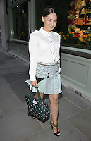 """AUG 21 Cath Kidston Leather Trim Totes launch & """"Do You Like Yours Big Or Small"""" private view"""