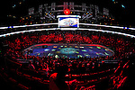 24 January 2009: Hockey fans begin to fill the seats prior to the NHL SuperSkills Competition, part of the All-Star Weekend at the Bell Centre in Montreal, Quebec, Canada. ***** Editorial Sales Only ***** Mandatory Photo Credit: Ed Wolfstein Photo