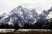 GEOLOGY<br /> Grand Teton<br /> Grand Teton National Park, WY