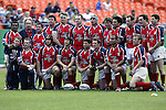 30 April 2005: Philadelphia Whitemarsh Rugby Football Club. The Kansas City Blues defeated the Philadelphia Whitemarsh RFC 41-14 at the Arrowhead Stadium in Kansas City, Missouri in a Rugby Super League regular season game. .