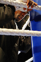 Junior Moar vs Abdallah Ramadan - Canadian Light Heavyweight Boxing Title Fight - Photo Archive