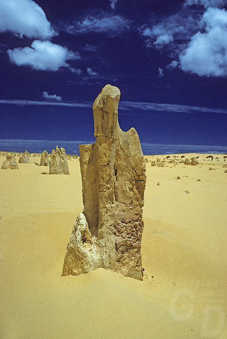 Pinnacle desert Western Australia