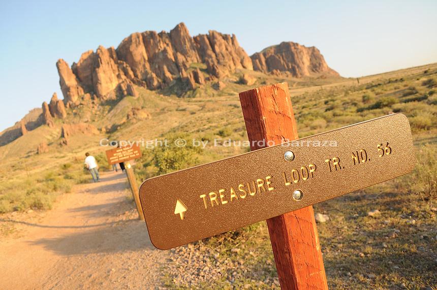 Lost Dutchman State Park In Arizona Eduardo Barraza
