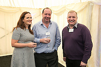 Kirsty Kerry of Gateley PLc, Michael Rose of M1 Insolvency and Christian Mulcahy of DSL Group