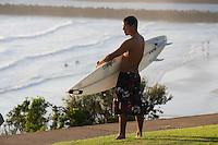 ADRIANO DE SOUZA (BRA) Free surfing, D-Bah, Queensland, Australia.  Photo: Joli