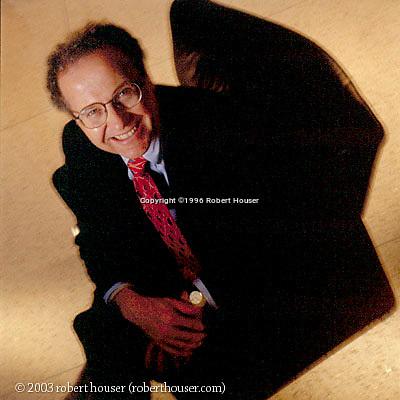 Robert Walker - VP, Chief Information Officer - Hewlett Packard, editorial, portrait