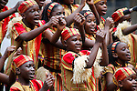 Ugandan Children's Choir