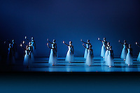 Nevada Ballet Theatre dancers perform in Las Vegas, NV.