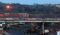 The Belmont Bridge in Charlottesville, Va. Photo/Andrew Shurtleff