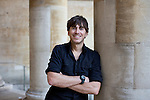 Mcc0065636 . Daily Telegraph<br /> <br /> DT News<br /> <br /> TV Presenter and Journalist Simon Reeve<br /> <br /> <br /> London 16 October 2015
