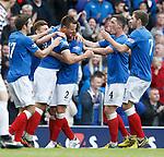 201012 Rangers v Queen's Park