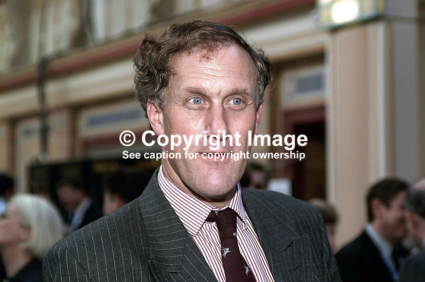 Julian Brazier, UK Conservative MP, England UK. Taken at Conservative Conference in Blackpool. Ref: 200110084049..Copyright Image from Victor Patterson, 54 Dorchester Park, Belfast, UK, BT9 6RJ..Tel: +44 28 9066 1296.Mob: +44 7802 353836.Voicemail +44 20 8816 7153.Skype: victorpattersonbelfast.Email: victorpatterson@mac.com.Email: victorpatterson@ireland.com (back-up)..IMPORTANT: If you wish to use this image or any other of my images please go to www.victorpatterson.com and click on the Terms & Conditions. Then contact me by email or phone with the reference number(s) of the image(s) concerned.